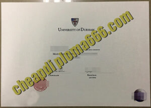 buy Durham University degree certificate