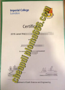 buy Imperial College London degree certificate