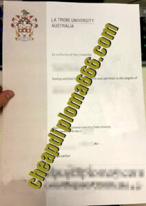 La Trobe University fake diploma