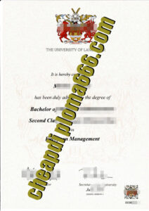 buy Lancaster University diploma