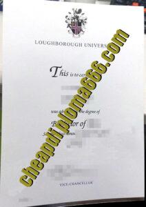 buy Loughborough University degree certificate
