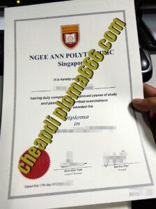 buy Ngee Ann Polytechnic diploma