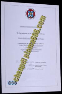 buy University of Edinburgh degree certificate
