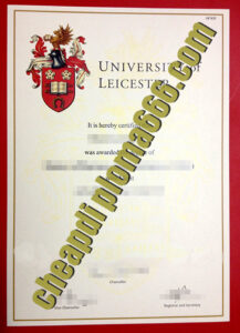 buy University of Leicester degree certificate