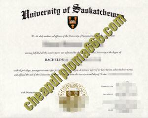 buy University of Saskatchewan degree certificate