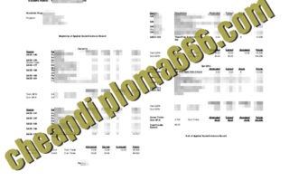 buy Case Western Reserve University transcript