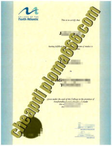 buy College of the North Atlantic degree certificate