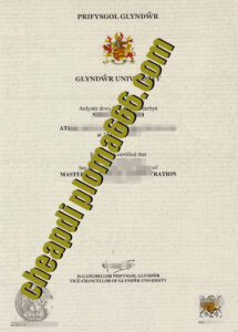 buy Glyndwr University degree certificate