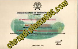 buy Indian Institutes of Technology degree certificate