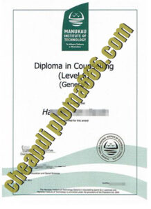 buy Manukau Institute of Technology degree certificate