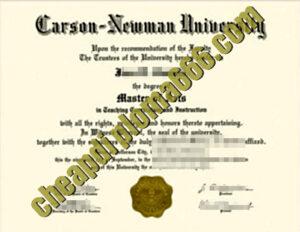 buy Newman University degree certificate