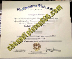 buy Northeastern University diploma