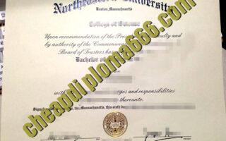 buy Northeastern University diploma