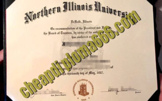 buy Northern Illinois University degree certificate