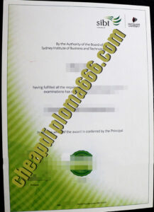 buy Sydney Institute of Technology degree certificate