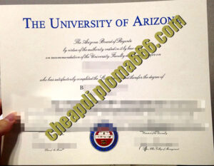 buy University of Arizona diploma