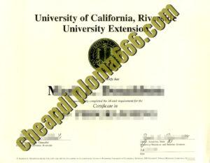 buy University of California, Riverside degree certificate