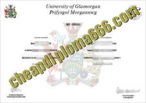 University of Glamorgan diploma
