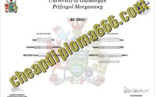 University of Glamorgan diploma