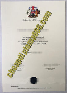 University of Greenwich fake degree