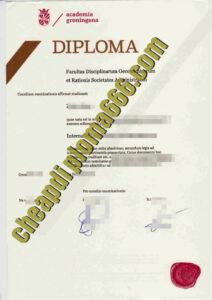 buy University of Groningen degree certificate