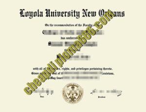 buy University of New Orleans degree