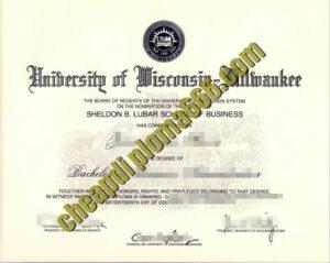 buy University of Wisconsin–Milwaukee degree certificate
