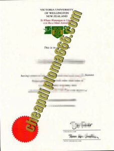 buy Victoria University of Wellington degree certificate