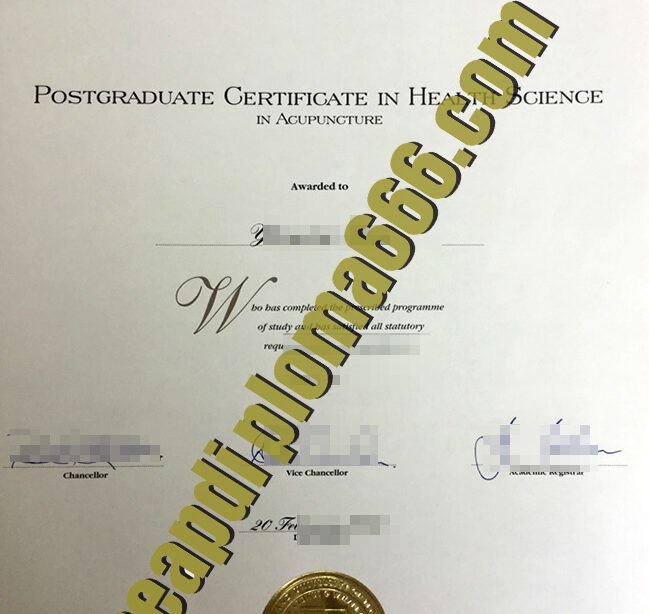 Auckland University of Technology fake diploma
