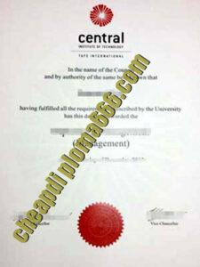 Central Queensland Institute of TAFE degree