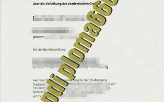 buy University of Hamburg degree certificate