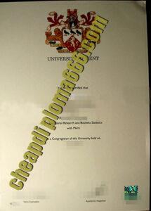 fake University of Kent degree