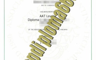 Association of Accounting Technicians certificate