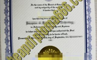 Belford University fake degree