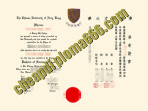 Chinese University of Hong Kong degree