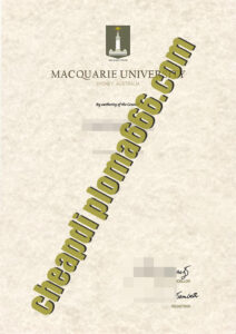 buy Macquarie University degree certificate