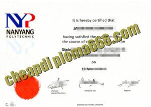buy NanYang Polytechnic degree