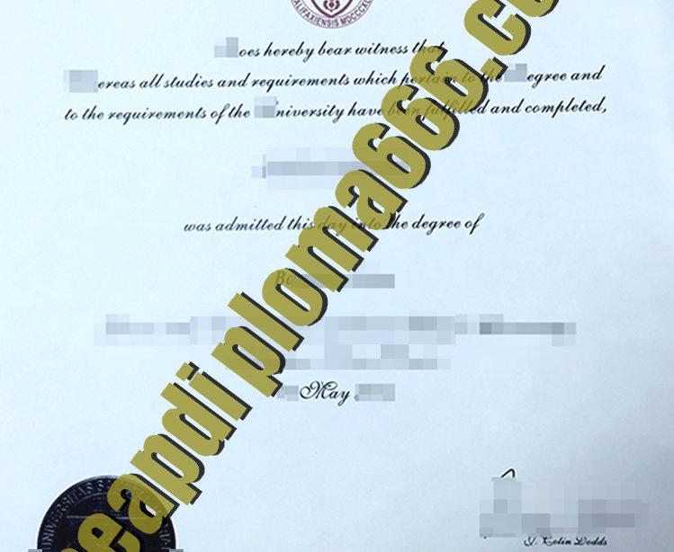 buy Saint Mary's University degree