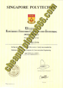 buy Singapore Polytechnic degree certificate