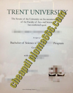 buy Trent University degree