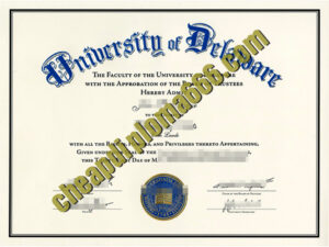 University of Delaware fake degree