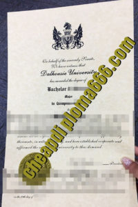 buy Dalhousie University degree certificate