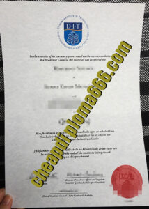 buy DIT degree certificate