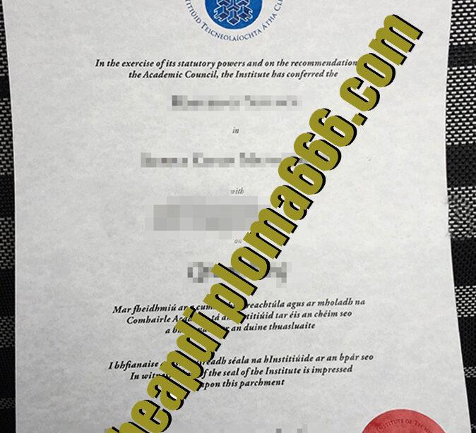 buy DIT degree certificate